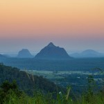 Sunset_over_the_Glasshouse_Mountains